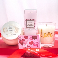 Honey Blossom with Love Pack