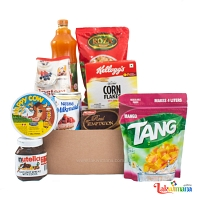Joyful Day Grocery Hamper