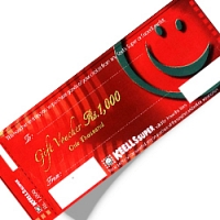 Keells Super Gift Voucher Rs.1000/=