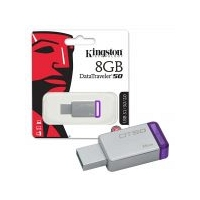 Kingston DataTraveler 50 – 8GB USB 3.0 Flash Drive