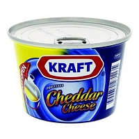 Kraft Cheese Tin 200g