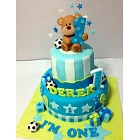 I 'm Number one Cake -4kg