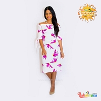 Ladies Dress 114