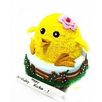 Little Tweety Bird Cake - 1.75kg