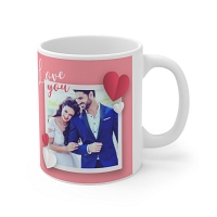 Love You Couple Mug
