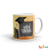 Lovely Teacher Mug