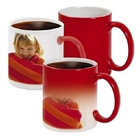 Magic Mug Red