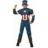 MARVEL Captain America Basic Costume For Child