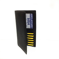Men wallet with card holders - 002