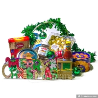 Green Forest Christmas Hamper