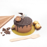 Mini Fero Chocolate Cake 250g