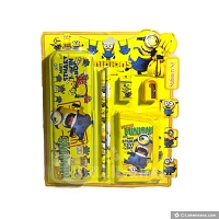 Minions Stationery Gift Set