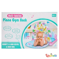 Multi Function Baby Piano Gym Rack