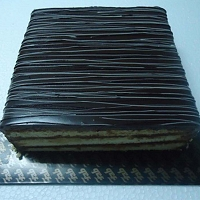 Nut & Fudge Gateaux 2lb