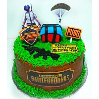 PubG upgraded Cake