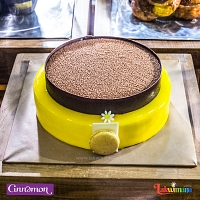 Passion fruit Almon Cake-1kg