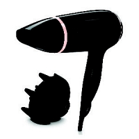 Philips Hair dryer BHD004