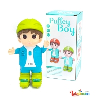 Puppy Boy Dance Toy