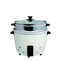 Clear -2.8 Litre Rice Cooker RC15