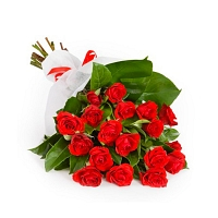 Red Roses Sheaf(20-nos)