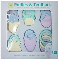 Baby Infant Rattles and Teethers