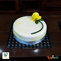 Ribbon cake with nought - 1Kg