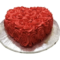 Full Of Roses Cake 1.5KG