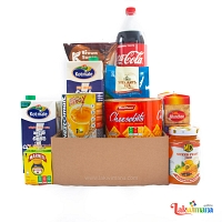 Snack Time Grocery Hamper