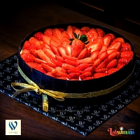 Strawberry Cheese Cake -1 kg