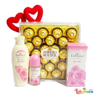 Enchanteur Choco Love