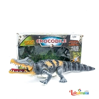 Toy 3D Crocodile