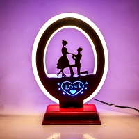 Will You Marry Me Table Lamp