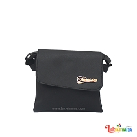 Women's Black Side Bag
