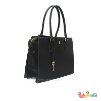 Women's Black Hand Bag