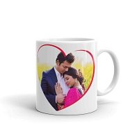 You Are My Life Photo Mug