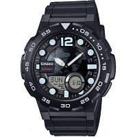 Casio AD204 Youth Series Watch