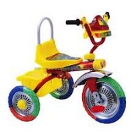 Baby Tricycle 1-2 Years