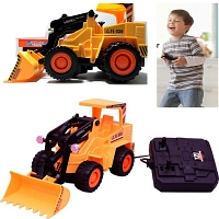 Remote Control Backhoe Toy