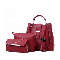 Stylish Handbag- 3 in one