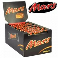 Mars Chocolate Box (24 Pieces)