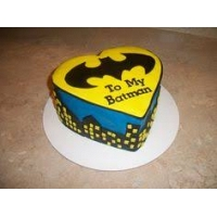 Dark Knight Batman Cake 2kg