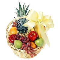 Happy Time Fruit Basket