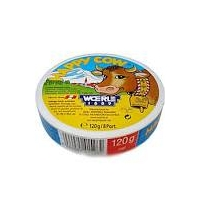 Cheese Round Box Portion - 120g
