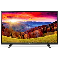 LG 32 Inch Full HD LED TV, Black - 32LH50