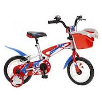 kids bycicle 3-4 years (tyre Size- 12)