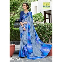 Indian Saree -Kostub Silk-2507-B