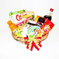 Cute Christmas Hamper