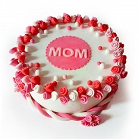 Love you Mother Cake
