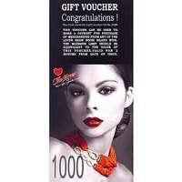 The Lover's Gift Vouchers Rs.1000