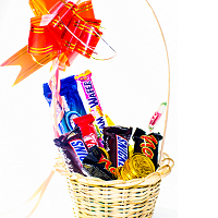Mini Basket of Choco